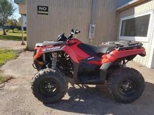 Clearance Pricing Arctic Cat 700 Starting at $6999**