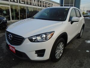 2016 Mazda CX-5 **ALLOY RIMS AND BLUETOOTH!!**GX AWD