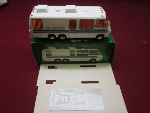 1978/80 HESS TRUCK TRAINING VAN, IN ORIGINAL BOX