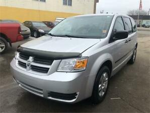 2008 Dodge Grand Caravan SE low km 7 passanger