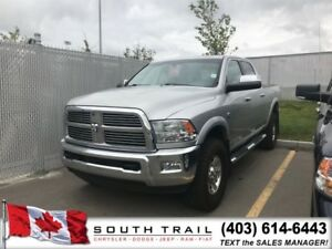 2012 Ram 3500 Laramie Limited,LEATHER,SNRF,B/T,LOADED,4X4,$454BW