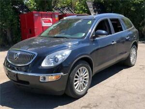 2012 Buick Enclave AWD 7 passeneger $14995