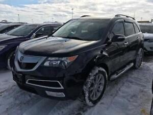 2010 Acura MDX Elite Pkg/ NAVI/ REAR CAMERA/DVD and more...