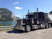 Long Haul Truck Driver (Class 1 Cattle-Grain-Oversized) NOC7511