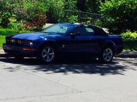 2007 Ford Mustang décapotable SPECIAL AUTOMNE !