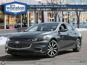 2017 Chevrolet Malibu Car - Bluetooth Rear Cam Nav Sunroof