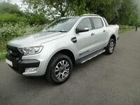 Ford Ranger 3.2 Wildtrack 4x4 Euro 6 Automatic