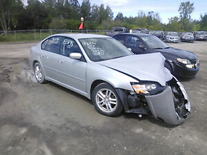 SUBARU LEGACY (2005/2009/FOR PARTS PARTS ONLY)