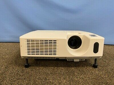 Hitachi CP-X2010 3LCD Projector 2,200 Lumens - 594 Lamp Hours