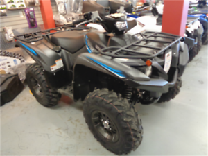 2018 Yamaha Grizzly SE