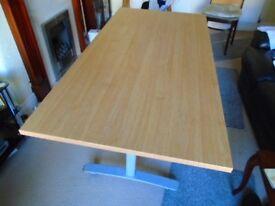 LARGE TABLE FOLDING TYPE