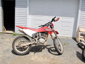 2005 Honda CRF Dirt Bike