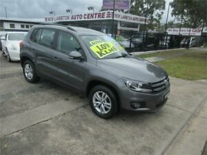 2012 Volkswagen Tiguan 5NC MY12 132 TSI Pacific Grey 6 Speed Automatic Wagon