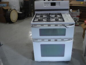 """Gas Stove Standard 30"""" by Maytag, good working condition."""
