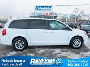 2015 Dodge Grand Caravan SXT, Rear DVD Entertainment, Bluetooth,
