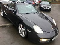 Porsche Boxster S 3.2 - Super History - New NO Advisory MOT - Excellent LOW MILEAGE + Free Warranty!