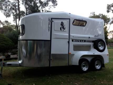 Cris Horse float: straight load double horse float Baldivis Rockingham Area Preview