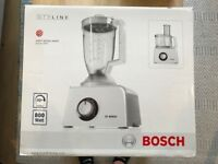 Bosch MCM4200 Food Processor lightly used. Excellent condition. 116 GBP retail. Asking 50 GBP.