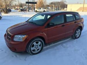 2007 Dodge Caliber SXT ***ACCIDENT FREE***EXCELLENT CONDITION**
