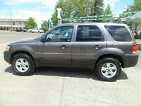 2005 Ford Escape XTL SUV, Crossover