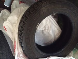 2 Good Year Nordic Winter Tires - size 215/60R16