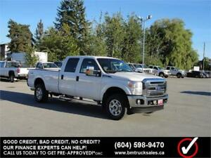 2015 FORD F-350 XLT CREW CAB LONG BOX 4X4 1 TON
