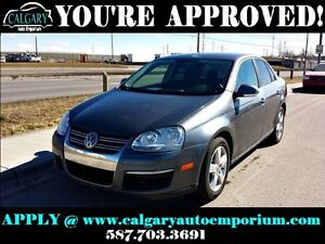 2008 Volkswagen Jetta 2.5L $99 DOWN EVERYONE APPROVED