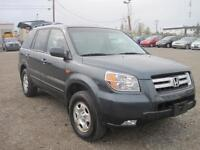 2006 Honda Pilot EX-L  Automatic 4x4 Leather Interior