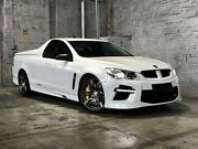 2014 Holden Special Vehicles Maloo GEN-F MY15 GTS White 6 Speed Sports Automatic Utility Mile End South West Torrens Area Preview