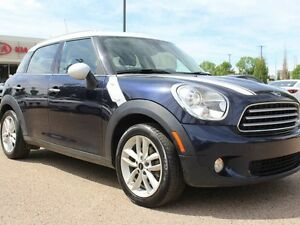 2012 Mini Cooper Countryman SUNROOF, 6 SPEED, HEATED SEATS, SIRI