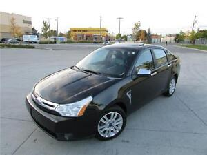 2008 FORD FOCUS SES *AUTOMATIC,LEATHER,SUNROOF,LOADED!!!*
