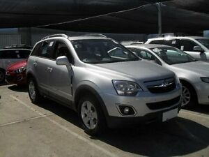 2011 Holden Captiva CG Series II 5 (FWD) Silver 6 Speed Automatic Wagon Moorabbin Kingston Area Preview