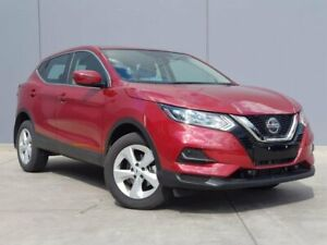 2019 Nissan Qashqai J11 Series 2 ST X-tronic Red 1 Speed Constant Variable Wagon Berwick Casey Area Preview