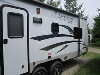 2015 Jay Feather 18SRB Travel Trailer