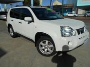 2010 Nissan X-Trail T31 MY11 ST-L (4x4) White 6 Speed CVT Auto Sequential Wagon Victoria Park Victoria Park Area Preview