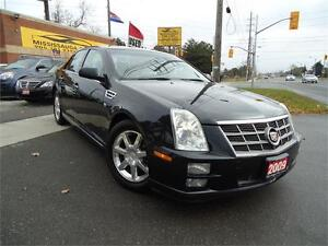 2009 Cadillac STS V8,NAVIGATION,AWD,LEATHER,SUNROOF