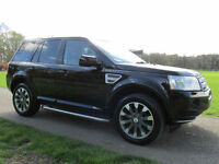 2011 (11) Land Rover Freelander 2 2.2Sd4 (190bhp) 4X4 Auto HSE FINANCE ARRANGED