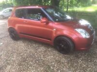 2007 SUZUKI SWIFT 1.3 GL VVT SPORT
