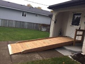 Incredible Deal on a Ramp in Belleville
