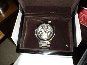 bulova watch automatic brand new
