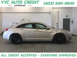 2014 Chrysler 200 LX *$99 DOWN EVERYONE APPROVED*