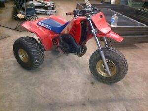 Wanted Honda 1987 Cr 250 or any Cr 500 running or not