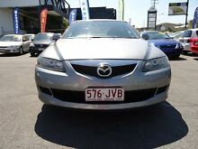2006 Mazda 6 GG 05 Upgrade Classic Grey 5 Speed Auto Activematic Sedan Coorparoo Brisbane South East Preview
