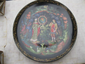 The Stone Flower - collector plates best offer