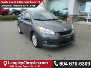 2010 Toyota Matrix <B>*ACCIDENT FREE*AIR CONDITIONING*<b>