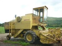 new holland 1530 combine spares or repair