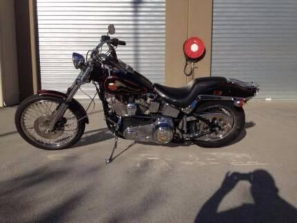 1988 Harley Davidson Softail