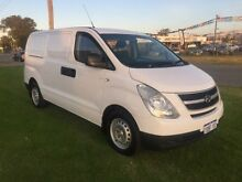 2009 Hyundai iLOAD TQ White 5 Speed Manual Van Maddington Gosnells Area Preview
