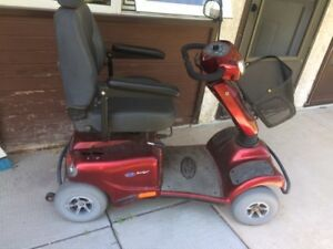 Scooter, electric