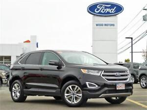 2016 Ford Edge SEL (Very low km's!)